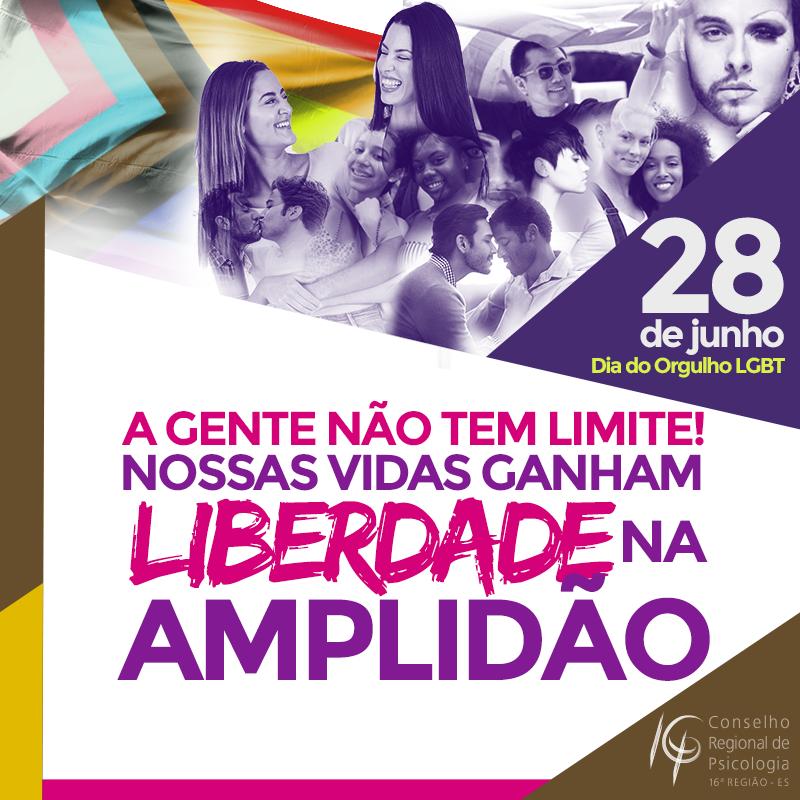Mês do Orgulho LGBT: veja a homenagem do Conselho em referência ao 28 de junho