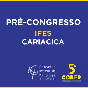 Pré-congresso – Cariacica