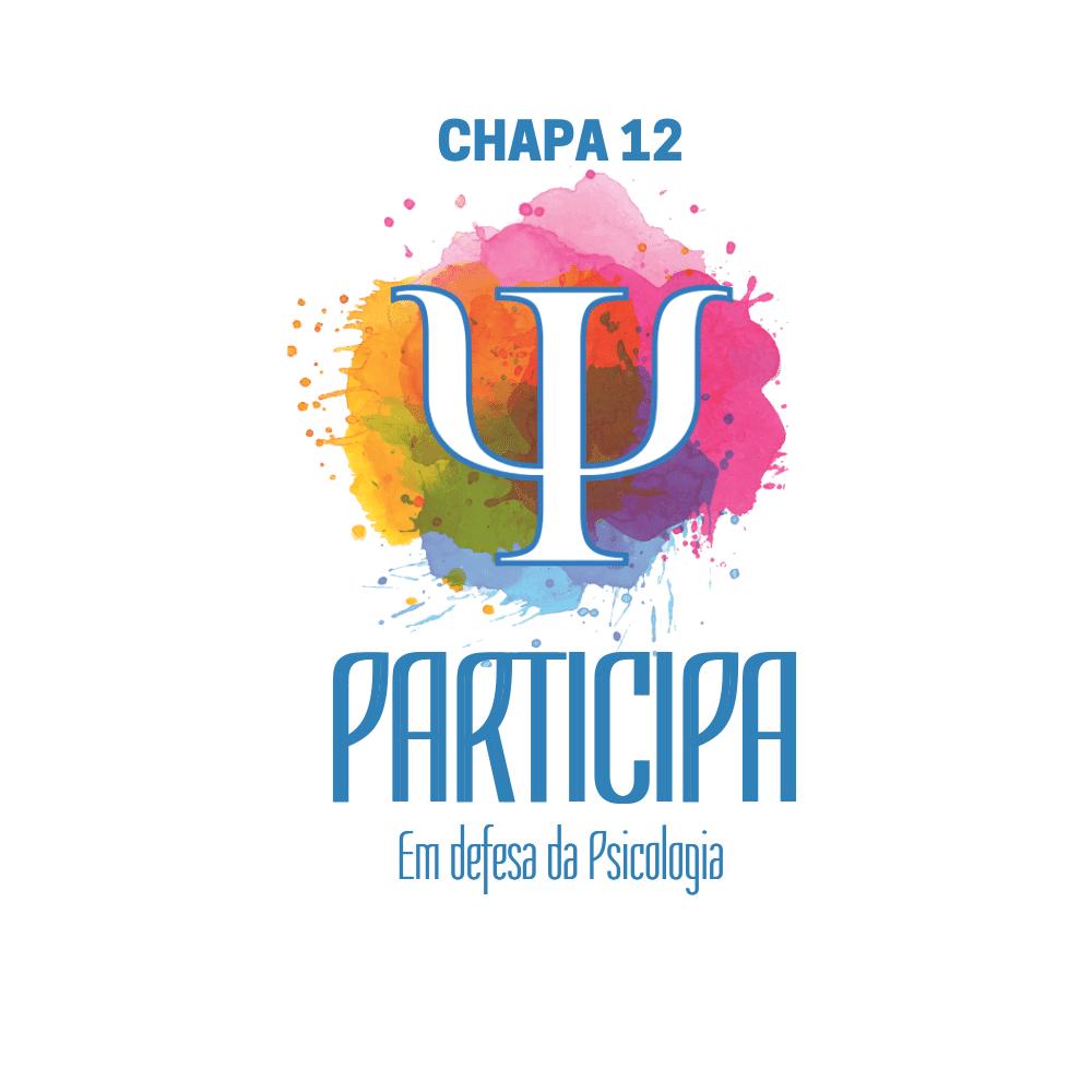 Eleições CRP-16: conheça a chapa 12 Participa Em Defesa da Psicologia